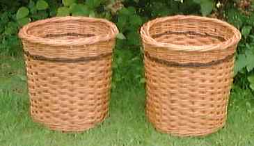 Big waste paper baskets