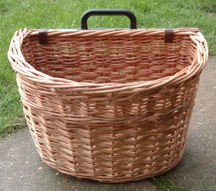 Brompton bicycle basket