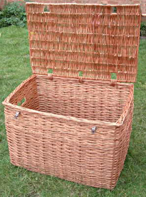 Monks robe baskets