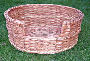 Basket after repair