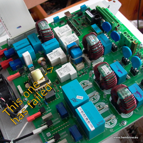 ABB Power-One Aurora Uno Inverter - review and repair of ... on