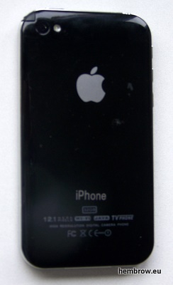 Apple iPhone 5G clone review
