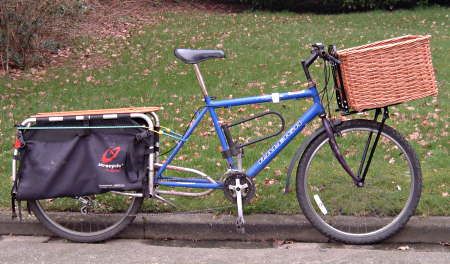 David Hembrow - Sturdy Dutch-made Load carrying front racks