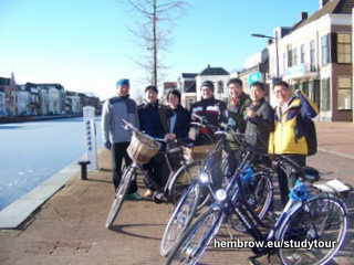 Cycling Study Tour in Assen and Groningen, Netherlands ...