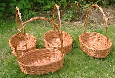 Wedding baskets